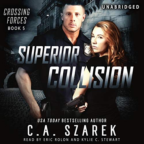Superior Collision audiobook cover art