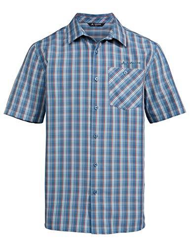 Vaude Herren Hemd Men's Albsteig Shirt II, Blue Gray, XL, 41810