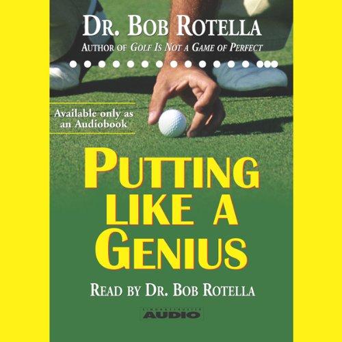 Putting Like a Genius audiobook cover art