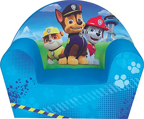 Fun House 712531 – Poltrona Motivo Paw Patrol, in Schiuma, per Bambini