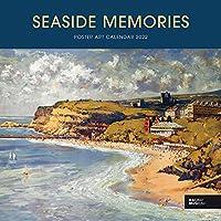 Seaside Memories National Railway Museum Square Wiro Wall Calendar 2022