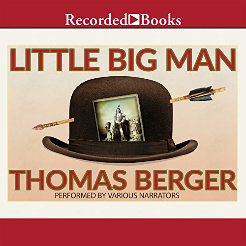 Little Big Man (1964) - Thomas Berger