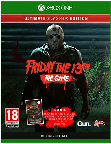 Friday The 13Th: The Game - Ultimate Slasher Edition Xbox1- Xbox One