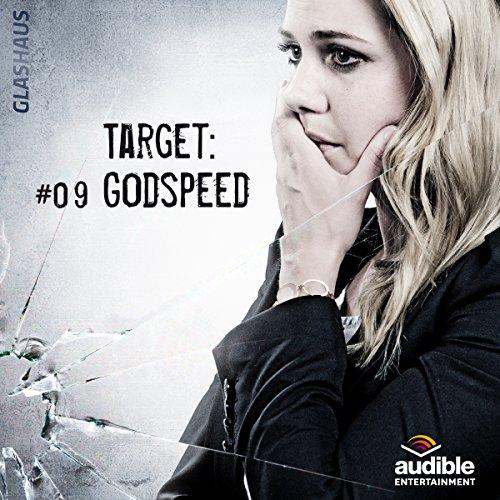 Target: Godspeed audiobook cover art
