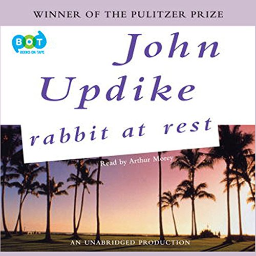 Rabbit at Rest  audiobook cover art