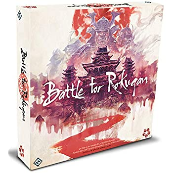 Asmodee Battle for Rokugan gioco da tavolo edizione italiana, Colore, iL5B01
