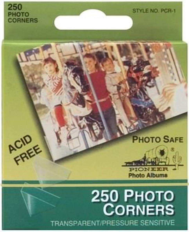 Pioneer Photo Albums PCR1 Photo Corners 250 Count