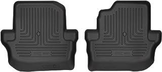 Husky Liners 14031 Fits 2018 Jeep Wrangler 2 Door, 2019 Jeep Wrangler Rubicon, 2019 Jeep Wrangler Sport, 2019 Jeep Wrangler Sport S Weatherbeater 2nd Seat Floor Mat, Black