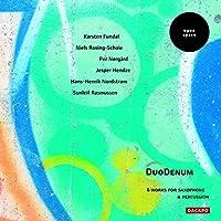 デュオデナム:サクソフォンと打楽器のための6つの作品