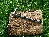 XL Scotch Eyed T Schlangenbohrer für Bushcraft & Survival Trapping