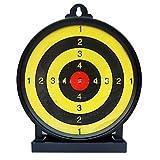 Airsoft Bb Gun Round Sticky Target 6.5 Inch