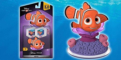 Disney Infinity 3.0: Nemo Infinity Figure With 2 Power Discs