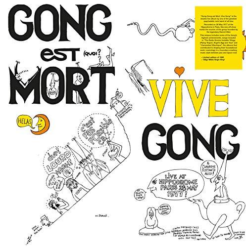 Gong Est Mort Vive Gong [Vinyl LP]