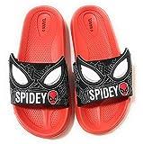 Chanclas Spiderman 3D para Playa o Piscina - Flip-Flop Spiderman Marvel 3D para Niños (numeric_25)
