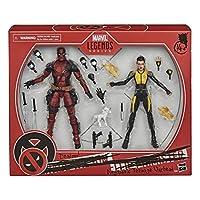 X-Men マーベルレジェンド デッドプール & ネガソニック・ティーンエイジ・ウォーヘッド 6インチアクションフィギュア