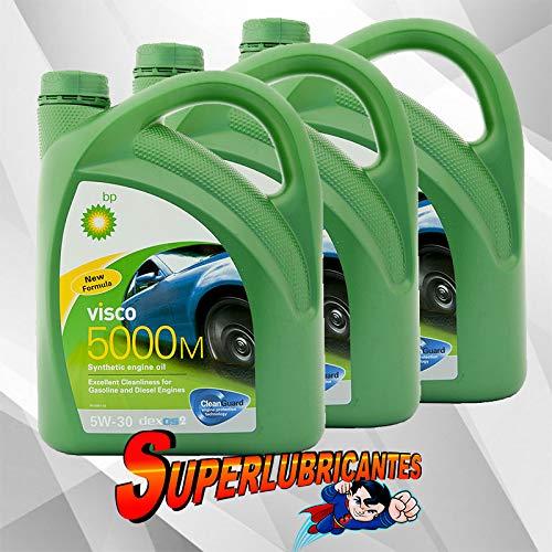 BP Visco 5000M 5W30 3x4L(12Litros)