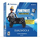Playstation Dualshock 4 Wireless Controller for 4 - Fortnite Jet Black -