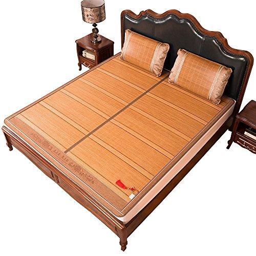 Affordable LIUYUNH Home Life Summer Sleeping Mat Bamboo Mat Mat Mat Top Cushion Smooth Air Condition...