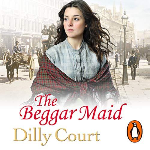 The Beggar Maid audiobook cover art