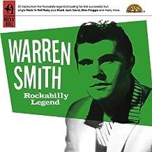 Rockabilly Legend by WARREN SMITH (2009-06-16)