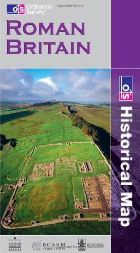 Roman Britain (O/S Historical Map)