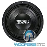 SUNDOWN AUDIO SD-4 10 D2 SUB 10' 600W RMS Dual 2-OHM SUBWOOFER BASS Speaker New