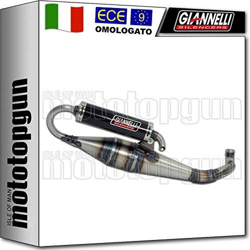 Giannelli échappement Complet Race Shot V4 pour Piaggio Zip 50 2T 1997 97 1998 98 31603 V4