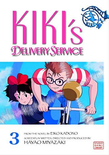 KIKIS DELIVERY SERVICE FILM COMIC GN VOL 03
