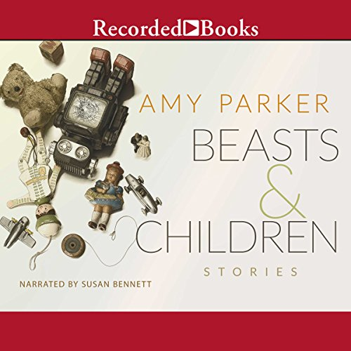 Beasts and Children audiobook cover art