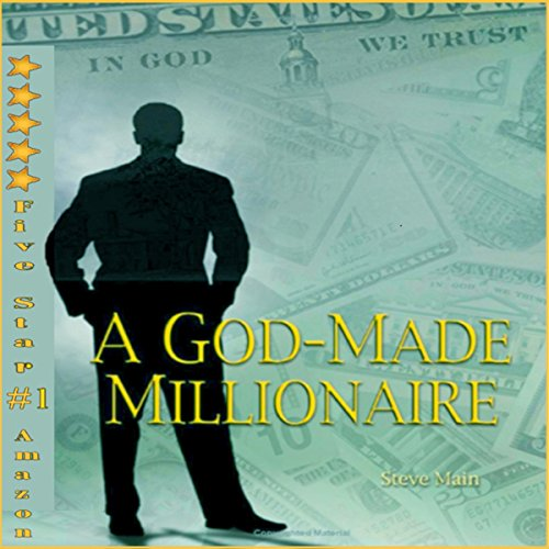 A God-Made Millionaire audiobook cover art