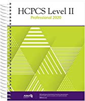HCPCS 2020 Level II Professional (HCPCS Level II (American Medical Assn))