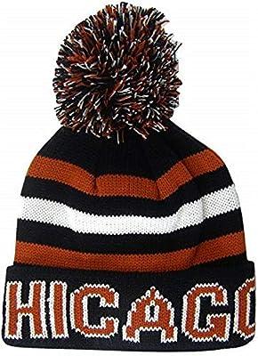 BVE Sports Novelties Chicago Adult Size Winter Knit Beanie Hats