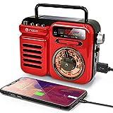 Best Solar Radios - Greadio Emergency Hand Crank Radio Weather Solar NOAA/AM/FM Review