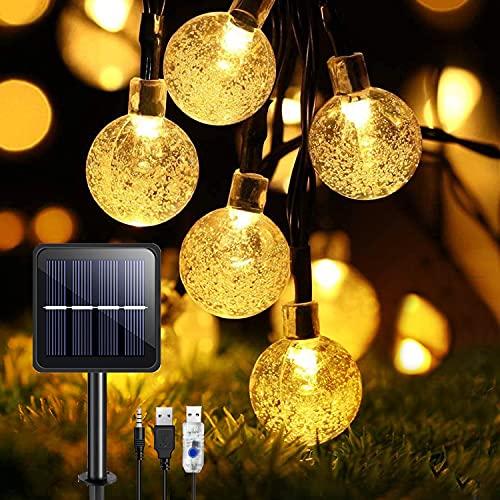Topyiyi -  Solar Lichterkette