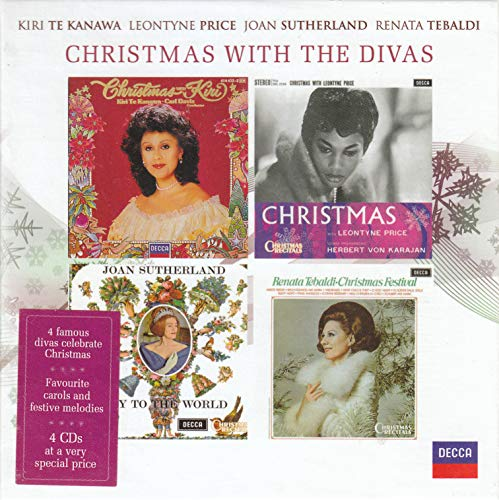 Christmas With The Divas (4 CD)