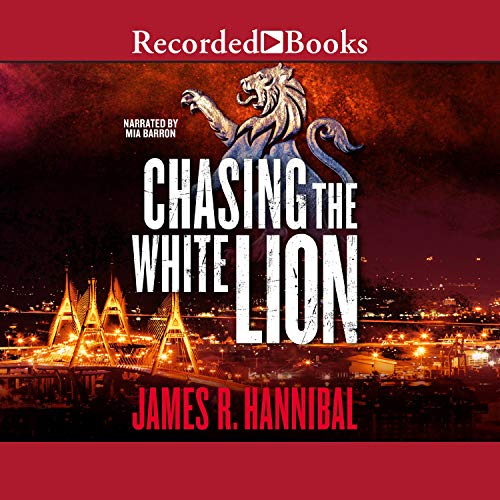 Chasing the White Lion cover art