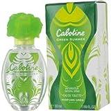 Parfums grÈs Gres cabotine green summer eau de toilette spray 50ml