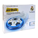 Toy Partner Airball Real Madrid Air Ball Luces Deslizante, Blanco Y Azul