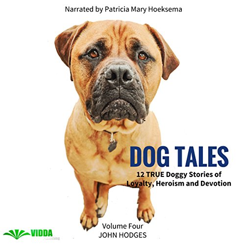 Dog Tales, Book 4 audiobook cover art