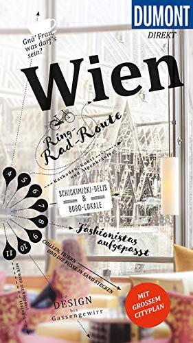 DuMont direkt Reiseführer Wien: Mit großem Cityplan