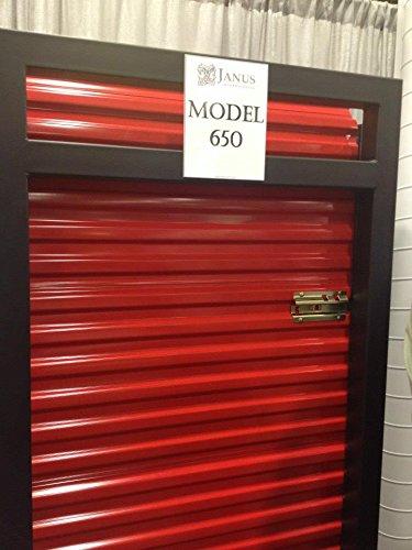 Find Cheap DuroSTEEL JANUS 9'x8' Mini Storage 650 Series Metal Roll-up Door Hardware DiRECT