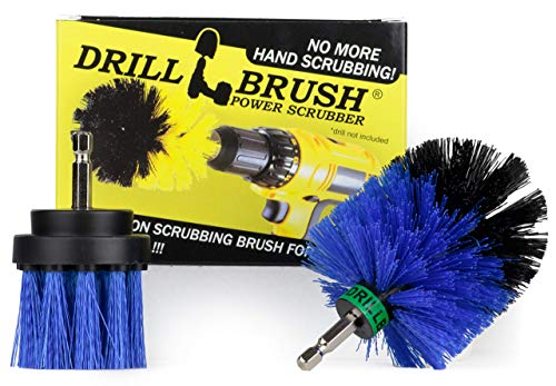 Cleaning Supplies - Pool Accessories - Drill Brush - Small Spin Brush Pool Maintenance Set - Slide - Deck Brush - Pond Liner - Hot Tub - Spa - Pool Brush - Diving Board - Carpet Cleaner