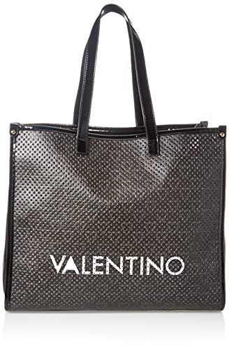Mario Valentino PRISCA - Bolso de tela de Sintético para mujer negro talla única