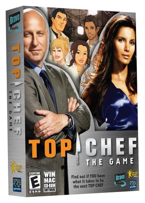 落ちた退屈させる言語学Top Chef: The Game (輸入版)