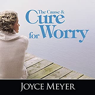 The Cause and Cure for Worry cover art