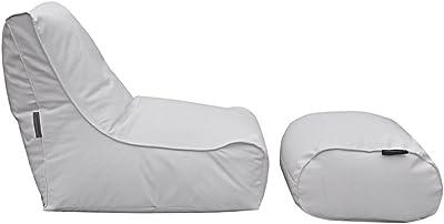 Marvelous Amazon Com Beanbag Adult Pear Twill Green Beanbag Alphanode Cool Chair Designs And Ideas Alphanodeonline