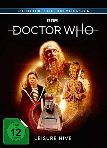 Doctor Who - Vierter Doktor - Leisure Hive - Limitiertes Mediabook [Blu-ray]