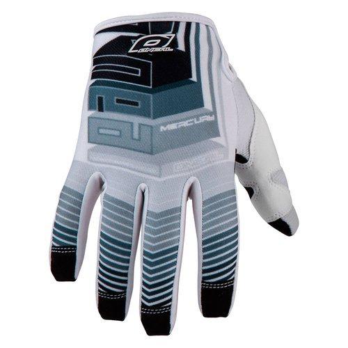 O 'Neal Jump Mercury Fahrrad Handschuhe, Herren XXL schwarz/weiß