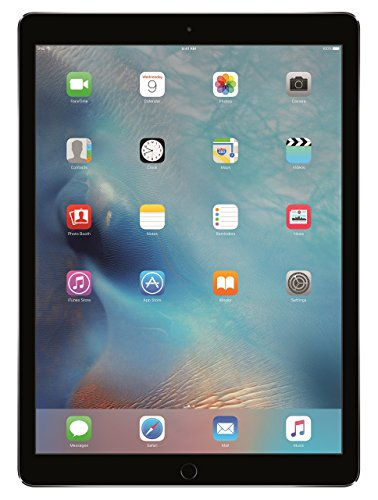 Apple iPad Pro (32 GB, Wi-Fi, Space Grey) 12.9-Zoll-Tablet ...