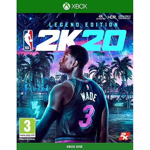 Nba 2K20 Legend Edition - Special Limited - Xbox One